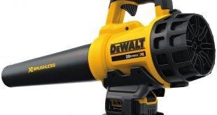 DEWALT DCBL720P1 - best cordless leaf blower1