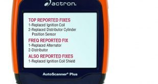 Actron CP9680-Best OBD2 Scanner Review