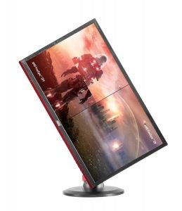 AOC G2460PF Free Sync Gaming LED Monitor–Rotate